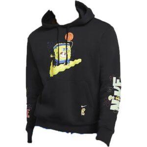 Nike Kyrie x Spongebob Dri-Fit Patrick Star Hoodie Black
