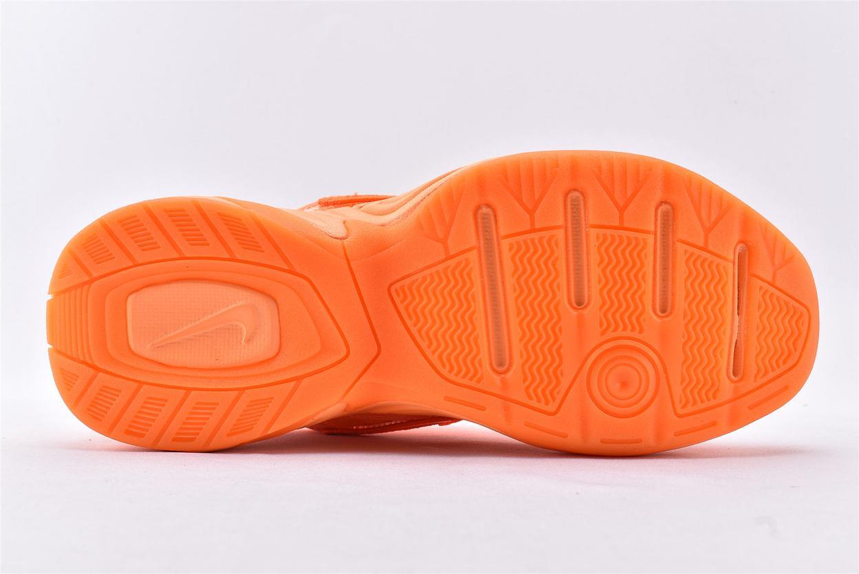 Nike M2K Tekno Gel Orange Burst 2