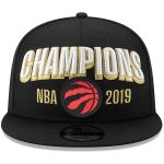 Raptors New Era 2019 NBA Finals Champions Snapback Black-1