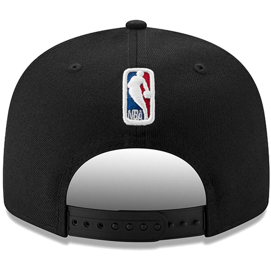 Raptors New Era 2019 NBA Finals Champions Snapback Black-3