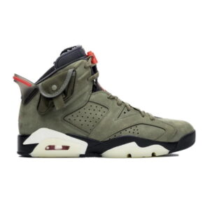 Travis Scott x Air Jordan 6 Retro Olive