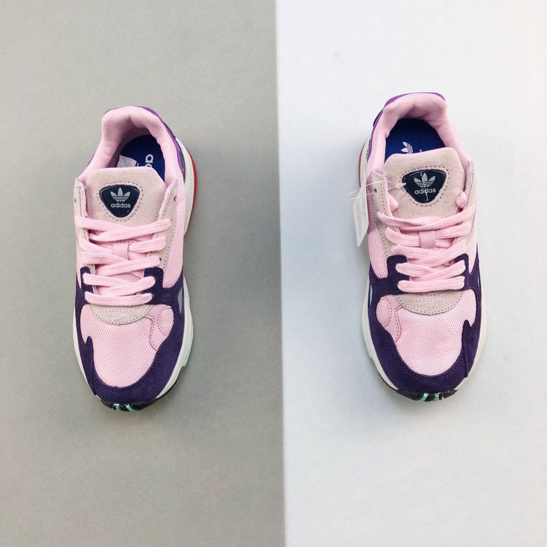 Wmns Falcon Clear Pink Purple