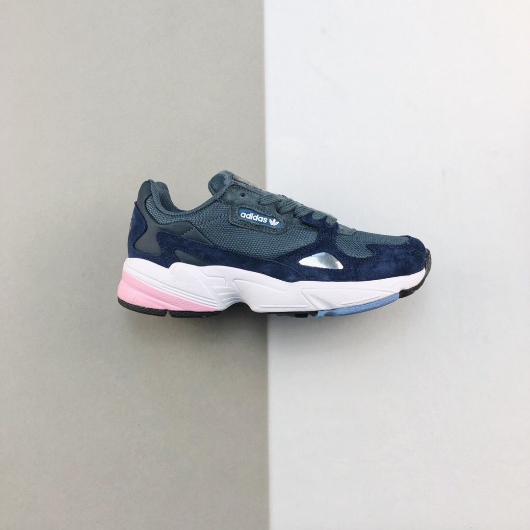 Wmns adidas Falcon Raw Grey-1