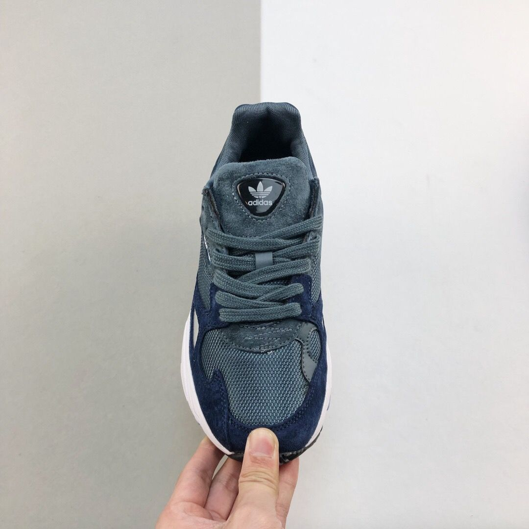 Wmns adidas Falcon Raw Grey-7