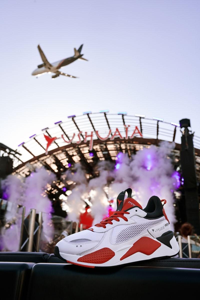 PUMA и легендарный отель Ushuaïa на Ибице объединяются для балеарского стиля RS-X Kick