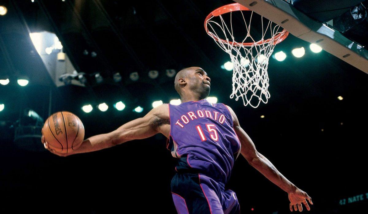 Десять лучших данков в истории конкурса по броскам сверху НБА