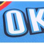 2017-18 Russell Westbrook Oklahoma City Thunder #0 Icon Blue-3
