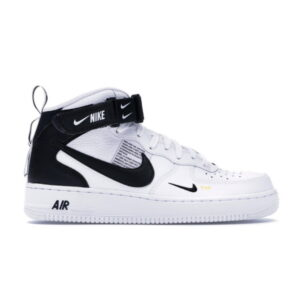 Air Force 1 Mid '07 LV8 White Black