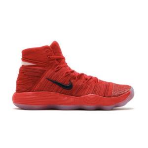 Nike React Hyperdunk 2017 Flyknit University Red