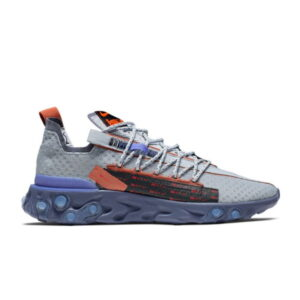 Nike React Runner ISPA Wolf Grey Dusty Peach
