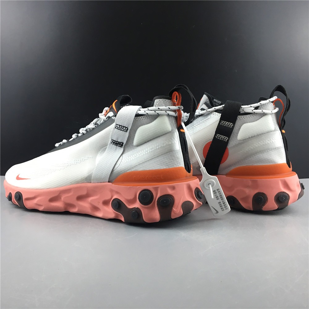 Nike React Runner Mid WR ISPA White Light Crimson
