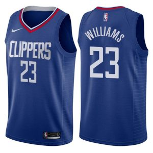 2017-18 Lou Williams Los Angeles Clippers #23 Icon Blue