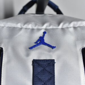 Air Jordan Retro 11 Backpack White Metallic Blue