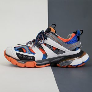 Balenciaga Track Trainer Orange Grey