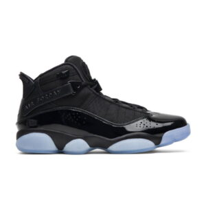 Jordan 6 Rings Black Ice