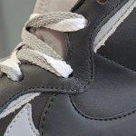 Nike Blazer Mid x Sacai Black Grey-3
