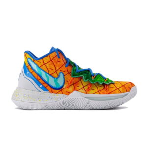 SpongeBob SquarePants x Kyrie 5 Pineapple House