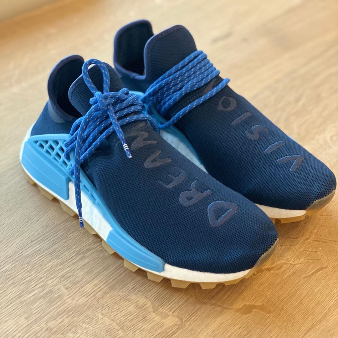 "Первый взгляд на кроссовки ""Feel Alive,"" Look Within,"" ""Unique Future,"" and ""Dream Vision"" adidas NMD Hu"