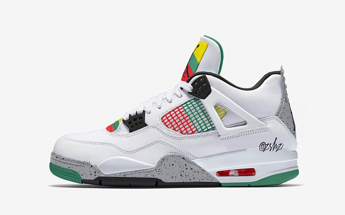 Air Jordan 4 «Do The Right Thing» выйдут весной 2020 года