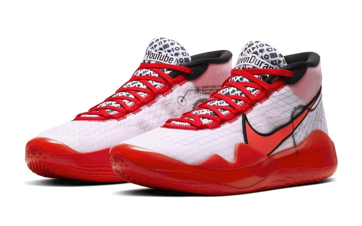 YouTube и Nike выпустят специальную версию KD 12