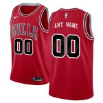 2019-20 Chicago Bulls Swingman Custom Red – Icon Edition