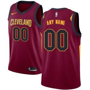 2019-20 Cleveland Cavaliers Swingman Custom Maroon - Icon Edition