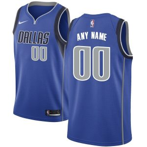 2019-20 Dallas Mavericks Swingman Custom Royal Icon Edition