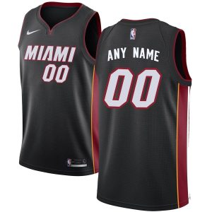 2019-20 Miami Heat Swingman Custom Black - Icon Edition