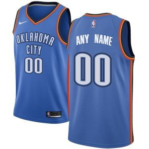 2019-20 Oklahoma City Thunder Swingman Custom Blue Icon