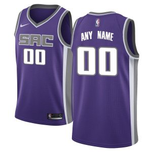 2019-20 Sacramento Kings Swingman Custom Purple Icon Edition