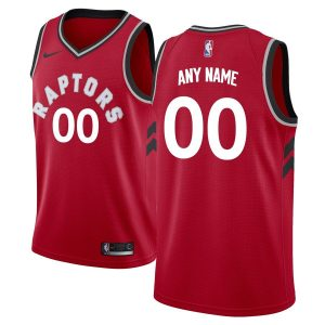 2019-20 Toronto Raptors Swingman Custom Red Icon Edition