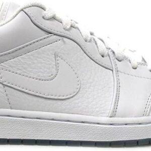 Jordan 1 Retro Low White (2004)