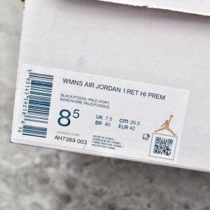 Wmns Air Jordan 1 High Mushroom