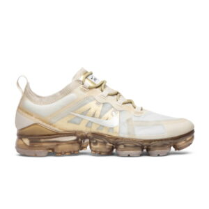 Wmns Air VaporMax 2019 White Gold