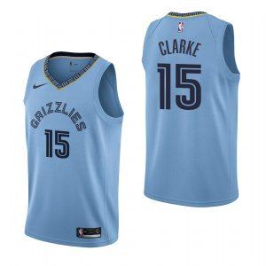 2019-20 Memphis Grizzlies Brandon Clarke #15 Statement