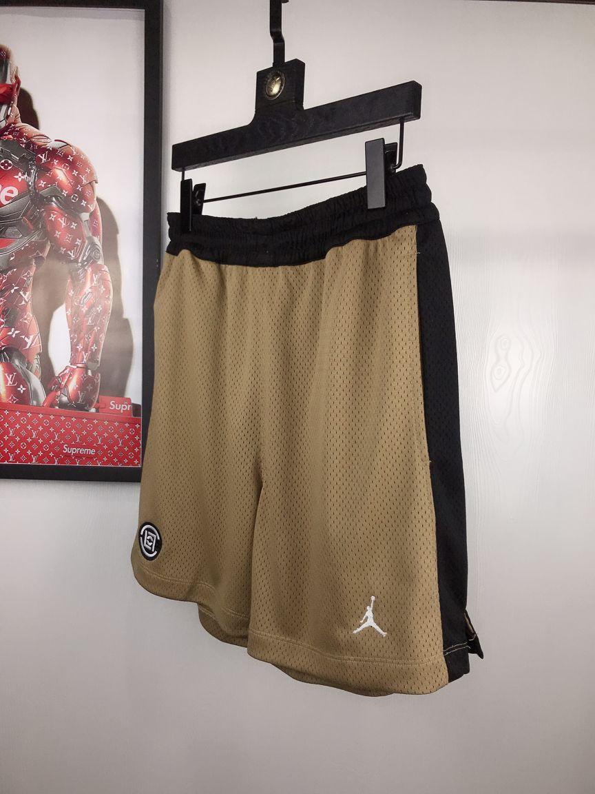 2019 CLOT x Jordan Brown Shorts