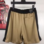2019 CLOT x Jordan Brown Shorts-6