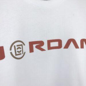 2019 CLOT x Jordan White T-shirt