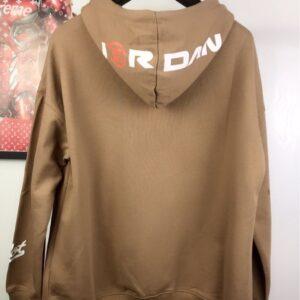 2019 CLOT x Jordan Why Not Terracota Hoodie