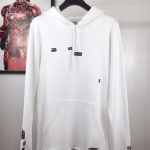 2019 CLOT x Jordan Why Not White Hoodie