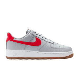 Air Force 1 '07 Wolf Grey University Red