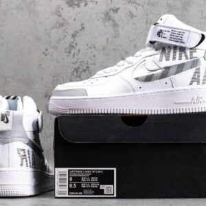 Air Force 1 High Under Construction White