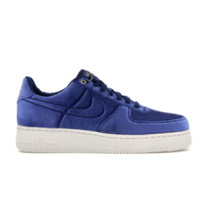 Air Force 1 Low '07 Premium Blue Velour