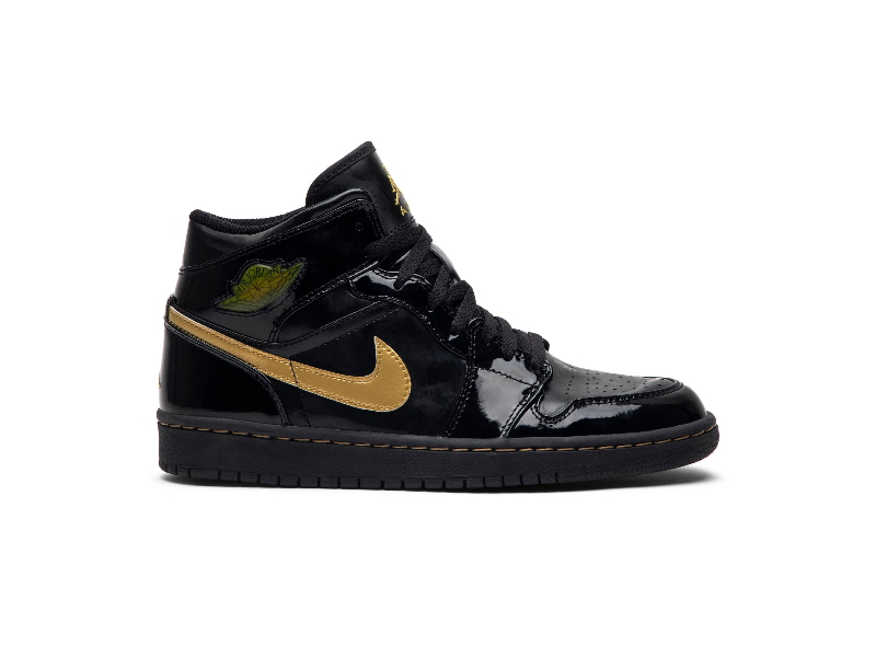 Air Jordan 1 Retro PL Metallic Gold 2003