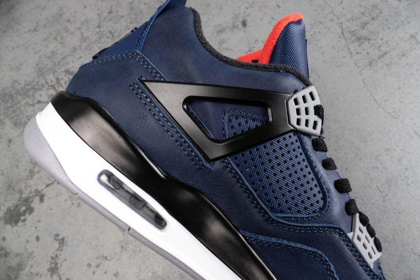 Air Jordan 4 Winter Loyal Blue