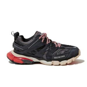 Balenciaga Track Trainer Black Red