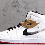CLOT x Air Jordan 1 Mid Fearless-2