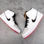 CLOT x Air Jordan 1 Mid Fearless-8