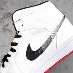 CLOT x Air Jordan 1 Mid Fearless-9