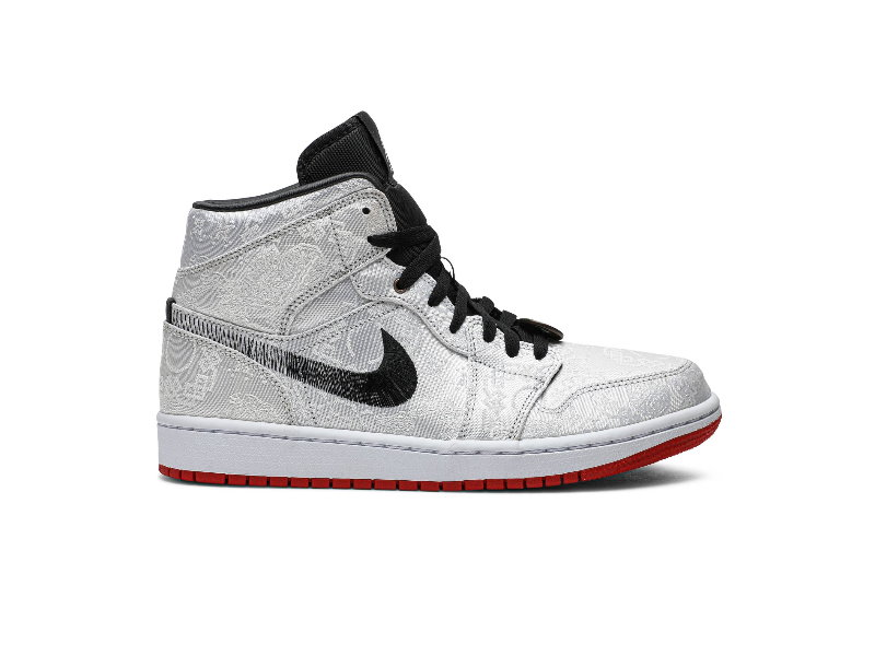 CLOT x Air Jordan 1 Mid Fearless
